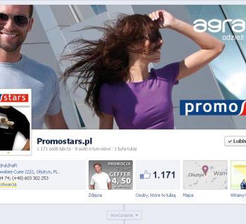 Fanpage Promostars