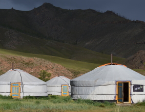 Relacja z wyprawy do Mongolii Changaj 2012