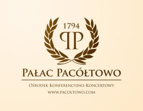 Logo Pałacu Pacółtowo