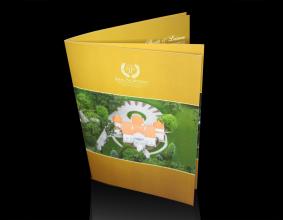 Folder Pałacu Pacółtowo