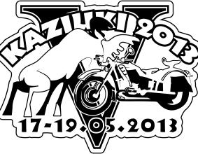 Logotyp Kaziuki 2013