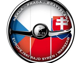 Logo VII Europejskiego Rajdu Syren i Warszaw