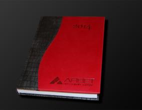 Kalendarz książkowy Arbet na 2014 rok