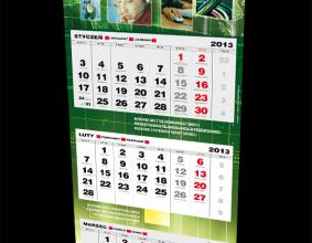 Kalendarz Telekom Warmia