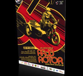 Plakat ROTOR