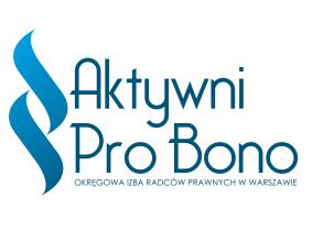 Logo Aktywni Pro Bono