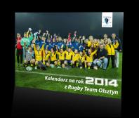 Kalendarz Rugby Team Olsztyn 2014