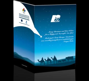 Karta Świąteczna IRZ