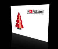 Karta Świąteczna firmy Prokurent