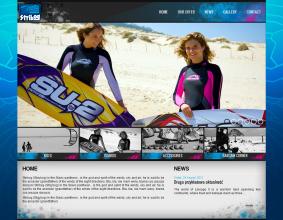 Strona internetowa Stribog