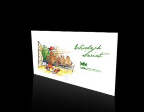 Karta Świąteczna firmy Agrocentrum