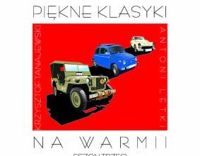 """Artykuł o naszej Warszawie w albumie """"Piekne Klasyki na Warmii"""""""