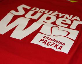 "XV edycja akcji ""Szlachetna Paczka"""