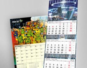 Kalendarze na rok 2018