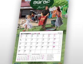 Kalendarz Agraf na rok 2018
